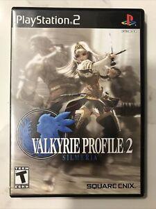 Valkyrie Profile 2 Silmeria CIB PS2