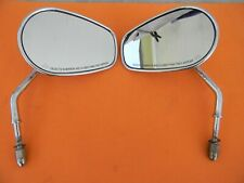 Harley Davidson Tapered Mirrors(pair) 2003 & later   91840-03   91845-03   Used