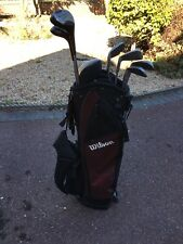 Golf Club Set - Ben Sayer Top Scot Irons & Woods,