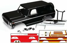 Traxxas Ford Bronco TRX-4 Pro-Scale Body Kit Scale Sunset Black 8010X TRA8010X
