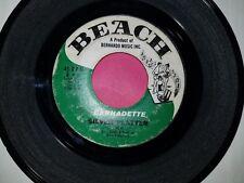 BERNADETTE / Silver Platter - The Slosh / BEACH  45rpm Vinyl Record