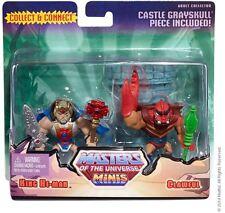 Mini MOTU No. 6  King He Man vs. Clawful  Masters of the Universe Classics NEU