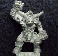 1993 orc bloodbowl 3rd edition blocker 1 citadelle orcland raiders noir ork team