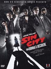 Dvd Sin City - Una Donna per Cui Uccidere - (2014) ** Contenuti Extra **...NUOVO