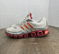 Adidas A3 Bounce VTG 2004 Running Sneakers Coral Silver White Womens 9 Rare