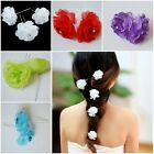 Women's Fashion Wedding Bridal Flower Hair Pin Hair Accessory Wedding Bridesmaid