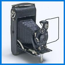 Voigtlander Folding Camera with Case 9cm F 6.3 Anastigmat Voigtar
