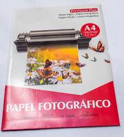 PAPEL FOTOGRAFICO BRILLANTE - A4 -20 hojas-200g INKJET-FOTO GLOSSY PREMIUM PLUS