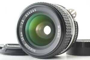 [Exc+++++] Nikon Ai-s AIS Nikkor 28mm f/2.8 MF Wide Angle Lens From JAPAN #099
