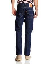 Levi's Mens 501 Original Fit Jeans 32 32 Indigo
