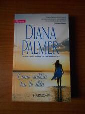 COME SABBIA TRA LE DITA-DIANA PALMER-HARMONY ROMANCE n.188-sc.77