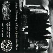 Nihasa / Drowning The Light / Possession Ritual - split Cassette Tape - NEW COPY