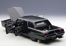 Autoart BLACK BEAUTY GREEN HORNET BLACK TV SERIES 1/18 Scale. New! In Stock!