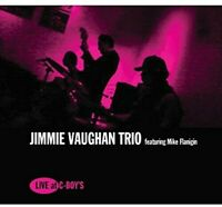Jimmie Vaughan Trio - Live At C-boy's [New CD]