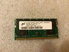 Memoria Sodimm DDR Micron MT16VDDF6464HG-335G2 512MB PC2700 333MHz CL2.5 200-Pin