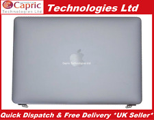 "New Apple Macbook Pro 15"" A1707 2016 2017 LCD Screen Complete Assembly SP Grey"
