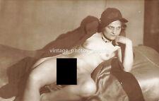 Foto Frauen Akt Erotik anonym 1933