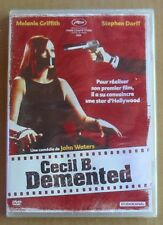 DVD CECIL B. DEMENTED - Melanie GRIFFITH / Stephen DORFF - John WATERS - NEUF