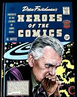Heroes of the Comics by Drew Friedman (2014, Hardcover) beautiful illustrations