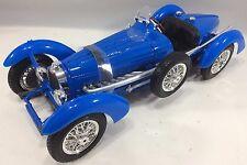 Bburago - 18-12062 - Bugatti Type 59 (1934) Scale 1:18 - Blue