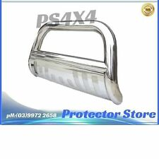 Nudge Bar Stainless Steel Grille Guard to suit a Toyota Kluger 2007-2013