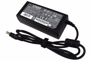 LAPTOP CHARGER FOR ACER 19V 3.42A 65W POWER CORD SUPPLY AC Adapter Battery OEM