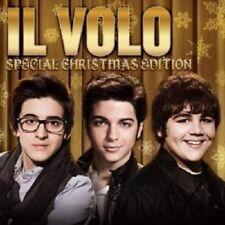 """IL VOLO  """"IL VOLO(LTD. SPECIAL CHRISTMAS EDT)"""" 2 CD NEW"""
