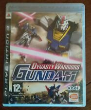 dynasty warriors gundam ps3 bandai