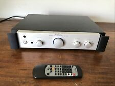 Rotel Rc-1070 Stereo Preamplifier with Remote Silver Tested