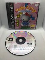 Hello Kitty's Cube Frenzy - Complete CIB - Playstation 1 PS1 PSX
