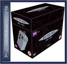 DOCTOR WHO COMPLETE SERIES SEASONS 1 2 3 & 4  DVD BOX SET *BRAND NEW BOXSET*