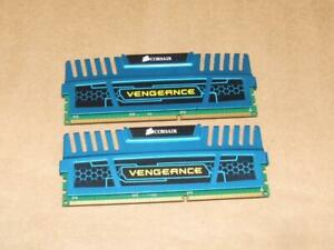2 Corsair Vengeance 8GB (2 x 4GB) EACH PC3-12800 (DDR3-1600) 9-9-9-24 Memory