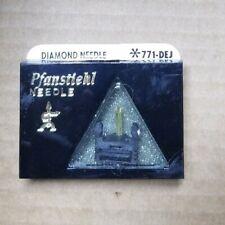 NEW Pfanstiehl Diamond Needle 771-DEJ GENUINE SHURE M97EJ N97EJ