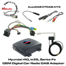 Hyundai OEM AutoDAB Car Tuner DAB Add on Adaptor Digital Radio CTDAB-HY5
