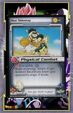 🌈Blue Sidestep - #17 - Dragon Ball Card - CCG TCG English