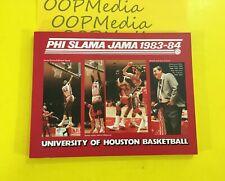 1983-84 University Of Houston COUGARS BASKETBALL Hakeem Olajuwon MEDIA GUIDE