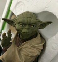Star Wars Gentle Giant Statue Bust Yoda - #AP75 of 100
