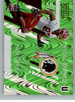2017 Panini Unparalleled Lime Green Parallel Football 251-300 Pick From List