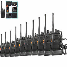 Ricetrasmettitore Retevis H777 UHF400-470MHz TOT1500mAh(10 pezzi) 2-way Radio