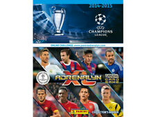 PANINI ADRENALYN XL CHAMPIONS LEAGUE 2014 2015 MASTER FULL SET 25 CARDS
