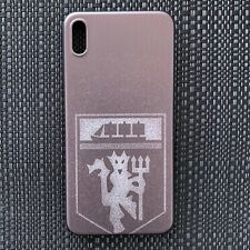 Manchester United iPhone XS Max Case Cover Football Soccer Premier League Phone