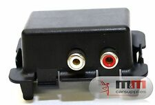 Citroen C8 2 Peugeot 807 Fiat Ulysse Audio Cinch Adapter Interface