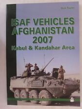 ISAF Vehicles Afghanistan 2007 - Kabul and Kandahar Area (Green Series)