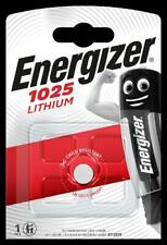 2x Energizer CR2025-C2 Litihium 3V Coin Cell CR 2025 Batteries (4 Batteries)