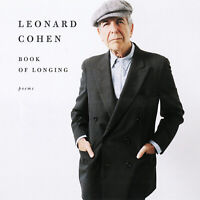 The Book of Longing: by Leonard Cohen - Poetry - Unabridged Audio 3CDs
