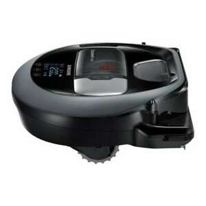 NEW Samsung POWERbot R7040 Robotic Cleaner Robot Vacuum Cleaner - Black