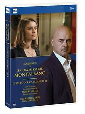 IL COMMISSARIO MONTALBANO - IL METODO CATALANOTTI  DVD