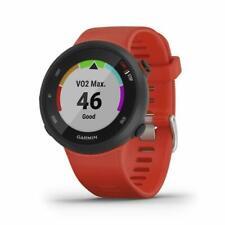 Garmin Forerunner 45 GPS HR Running Watch - Lava Red