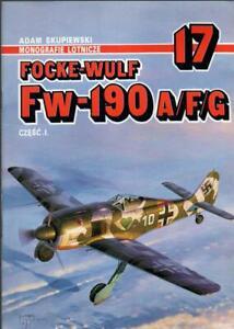 Focke-Wulf FW-190 A/F/G - AJ Press - Polish Text / English captions