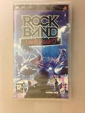 Rock Band Unplugged PSP Genuine Sony tear strip sealed UK stock.